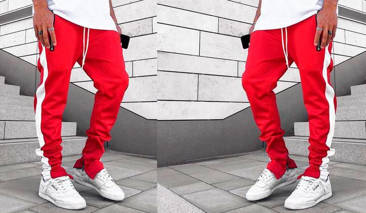 Trackline Pants, la nueva tendencia.