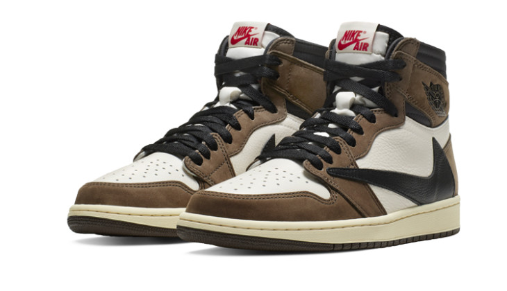Serán las Travis Scott x Air Jordan 1 Retro High la sneaker del año?