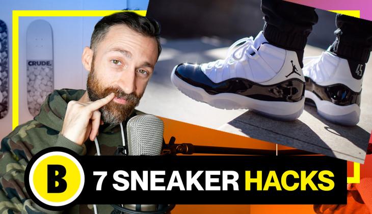 BackseriesTV: 7 trucos para mantener tus sneakers como nuevas!