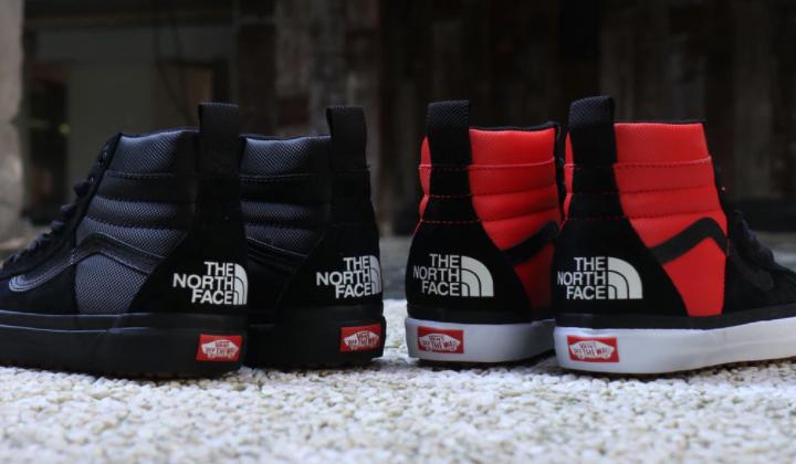 zapatillas vans north face