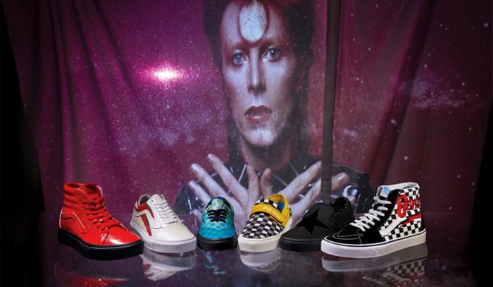 ¿Dónde comprar la nueva colección Vans David Bowie?