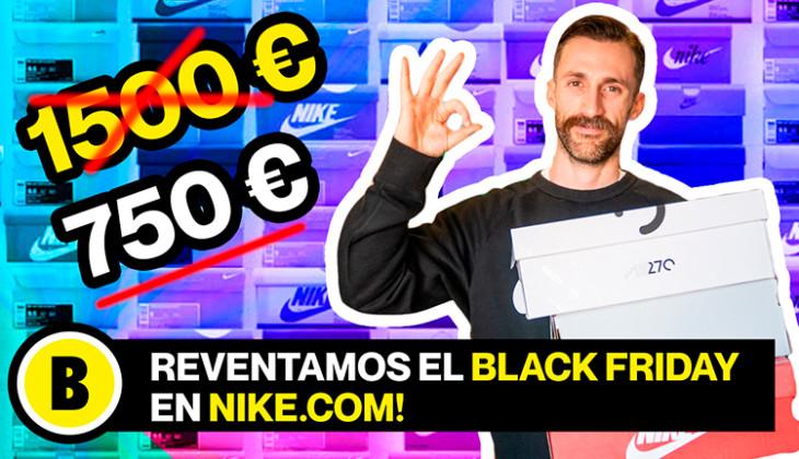 Top 10 zapatillas Nike rebajadas Black Friday Edition